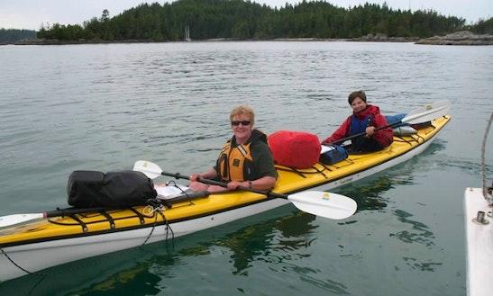 2 Person Composite Sea Kayak, Courtenay, Bc