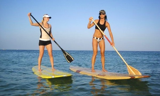 Stand Up Paddle Board (sup) Rental, Courtenay, Bc