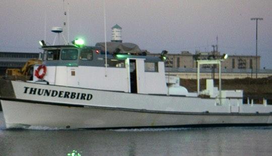 Newport, Ca, 65 Ft Overnight Fishing Boat