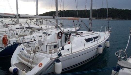 Sun Odyssey 36 I Sailing Yacht Charter In Croatia