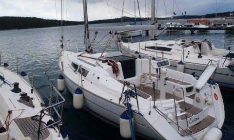 Sun Odyssey 32 i Sailing Yacht Charter in Croatia