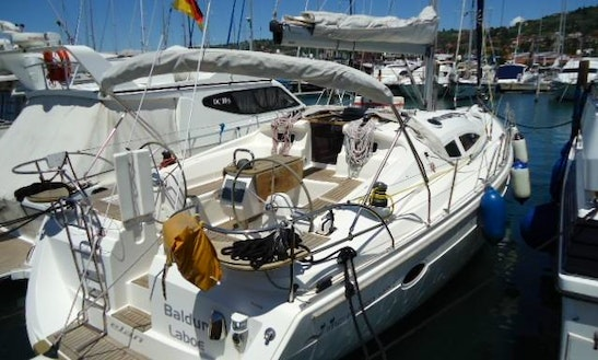 Elan 434 Impression Sailing Yacht Charter In Croatia