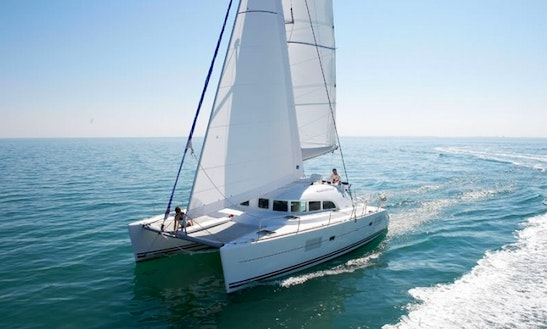 36' Gulf Craft Cruiser Charter In Oman