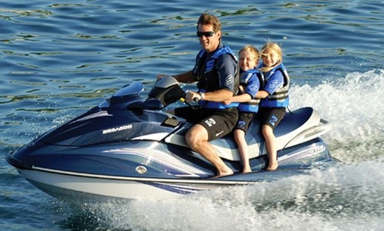 Personal Watercraft Rental In Gravenhurst, Ontario