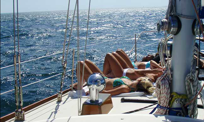 Come Be Bewitched On Sea Witch Sailing Charters Getmyboat