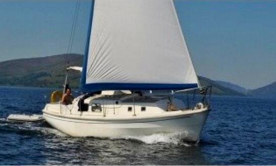 Bareboat Yacht Charter In Scotland