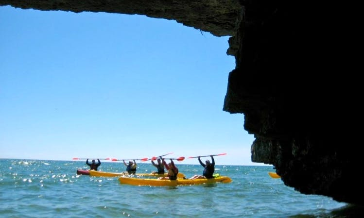 Kayak Tour in Egg Harbor, Wisconsin