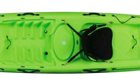 Kayak: Double Zest Expedition Rental In Wailua