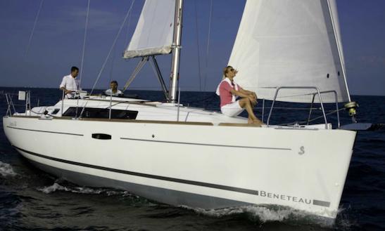 Beneteau Oceanis 34 To Charter In Kortgene