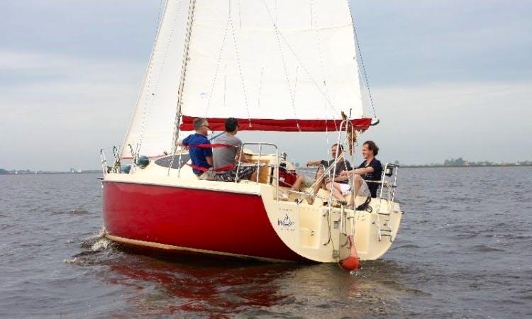 Zeilboot Rental in Netherlands