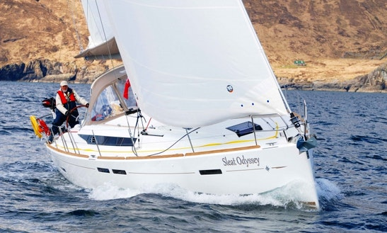 Isle Of Skye Yacht Charter Jeanneau So 439