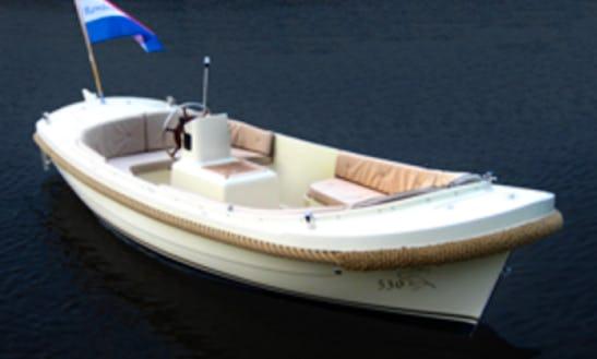 Rent Rembrandt 530 Longboat In Sneek