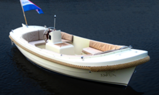 Rent Rembrandt 530 Longboat In Sneek