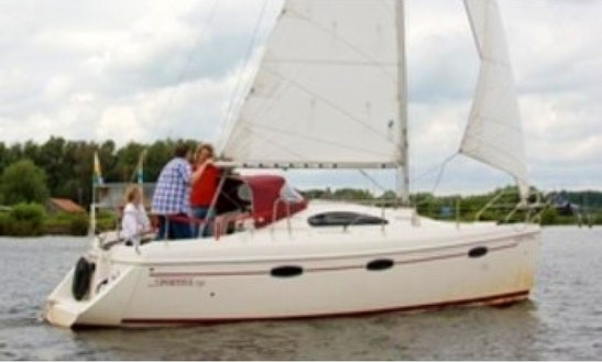 Charter Sportina 760 In The Netherlands