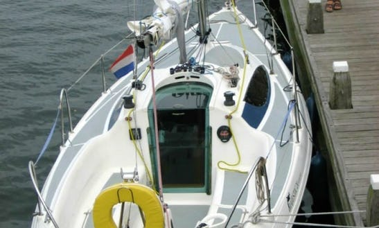 Charter Majestic 24 Sailboat In The Netherlands