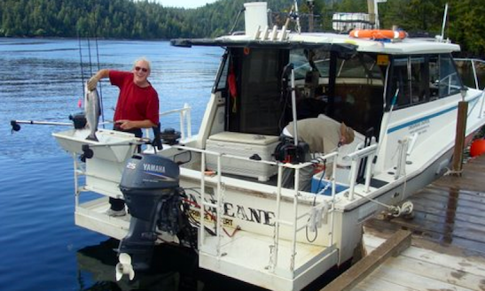 King Salmon Chesapeake Fishing Charters In Prince Rupert