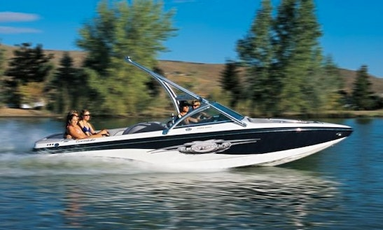 Rent A Centurion Tornado Bowrider For 5 People On Kentucky Lake