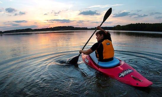 Rent A Single Kayak In Osprey, Florida