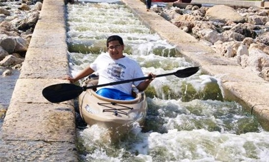 Rent A Kayak In San Antonio