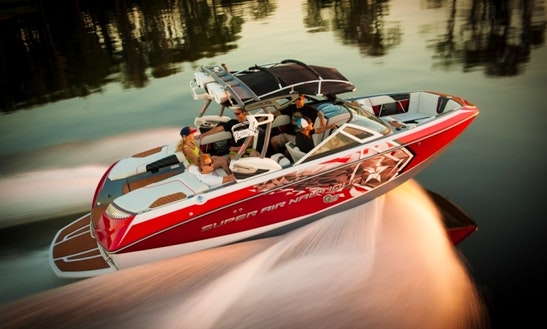 23' Super Air Nautique Bowrider In Lake Mead Nevada, United States