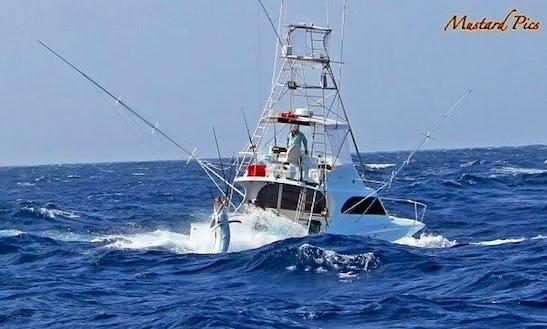 46ft Sport Fisherman Charter In Australia