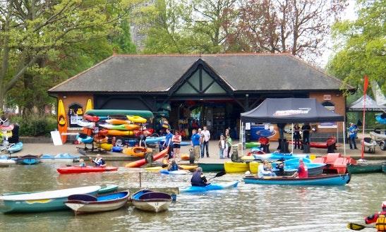 The Leam Boat Centre
