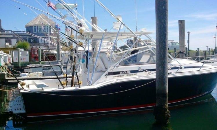 """Cabo San Lucas 31' Blackfin Sportfishing Charter """"Go Deep"""""""