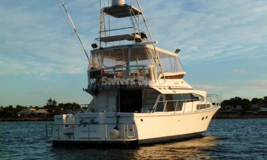 50' Mikelson Sportfisher Charter Cabo San Lucas