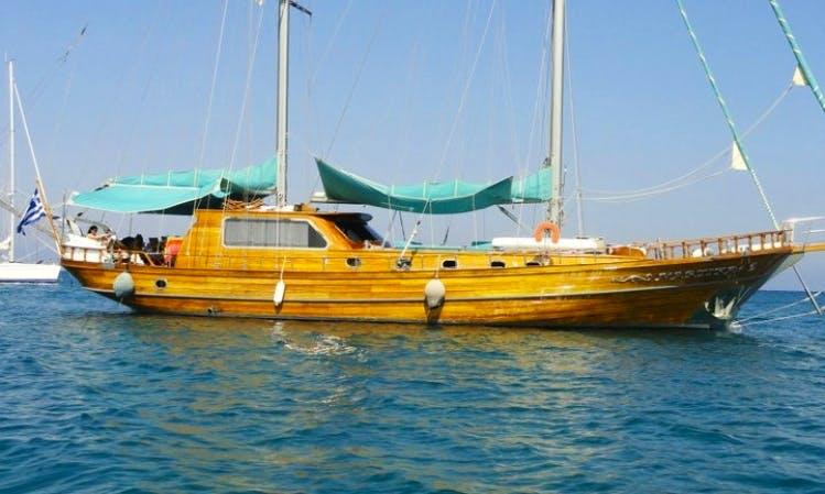 MARTIKA Gulet Charter in Cyprus