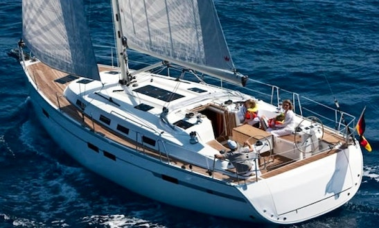 Charter 45ft Bavaria Sailing Yacht In Phuket, Thailand