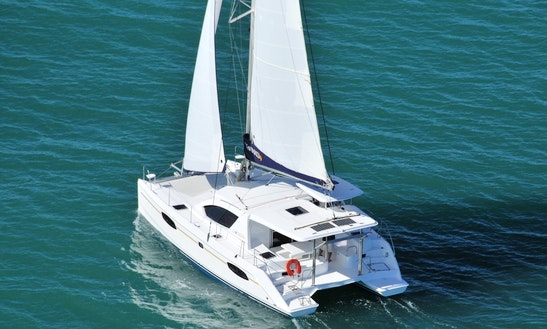 Enjoy Leopard 39 Catamaran Charter In Miami Beach