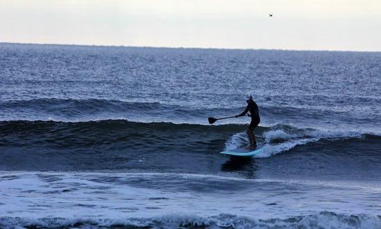 Paddle Surf Hawaii Wide All Arounder Sup Rental In Santa Cruz
