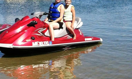 10' Jetski For Rent In Wells, Maine