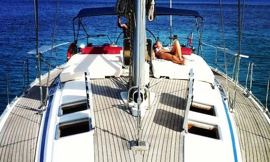 Cruising Monohull Rental In Ibiza