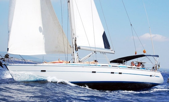 Cruising Monohull Rental In Ibiza