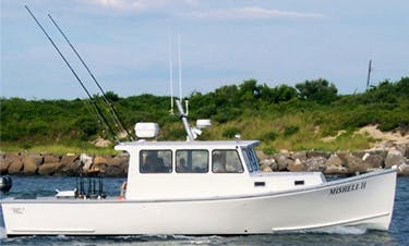 Fishing Charter On  Mishell II Yacht In Hampton Bays, New York