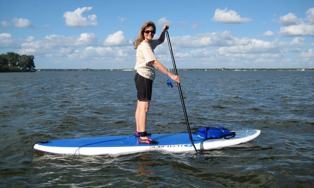 SUP Rental in Safety Harbor, FL