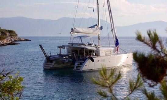 Charter Lagoon 450 Catamaran Athens, Greece