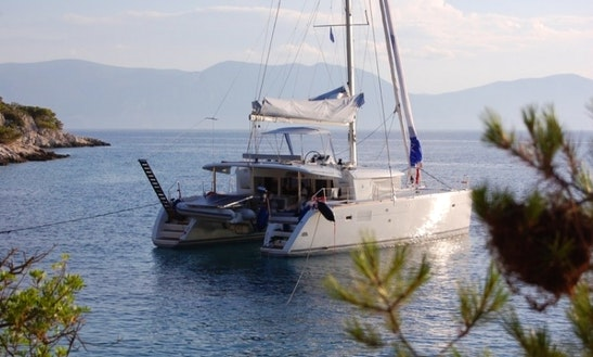 Charter Lagoon 450 Catamaran Athens, Greece