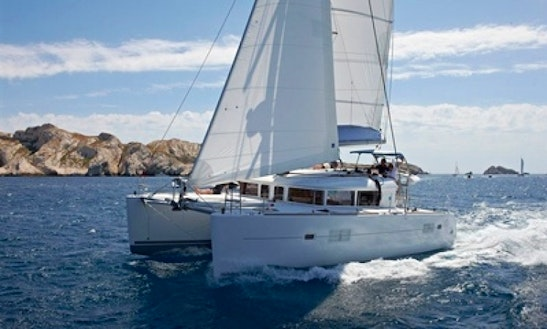 Charter Luxury Lagoon 400 Catamaran In Phuket, Thailand