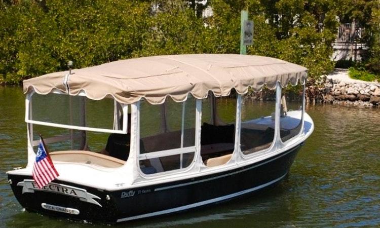 Duffy Electric Boat Getmyboat