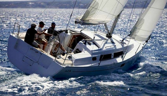 Padme Hanse 350 For Charter In Southampton