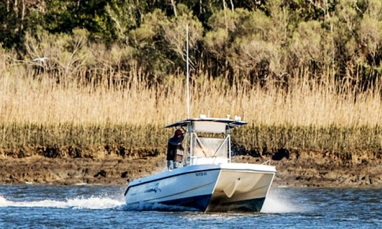 Fishing Charters In Savannah, Georgia