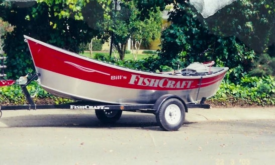17ft Fishcraft Driftboat In Rancho Cordova, California