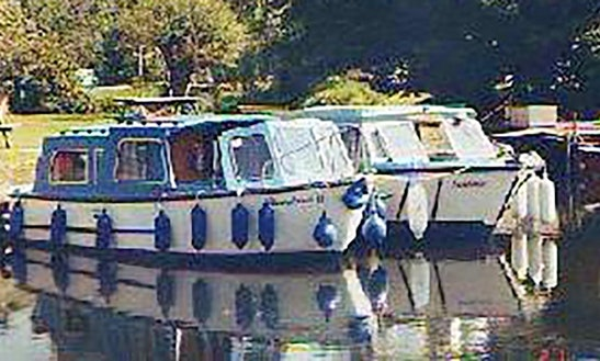 Day Hire Cruiser Rental - Upper Thames