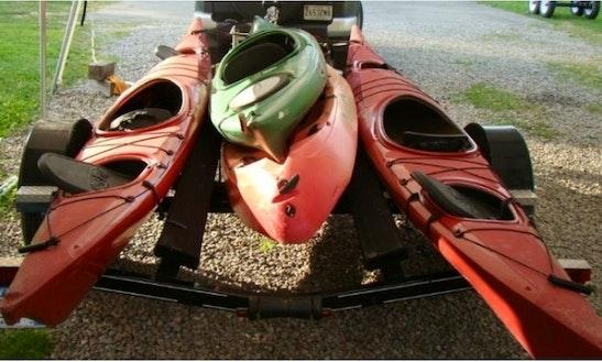 Tandem Kayak (4 Available)