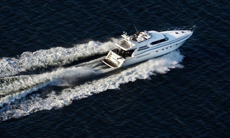 Motor Yacht Boat Rental in Helsinki, Finland
