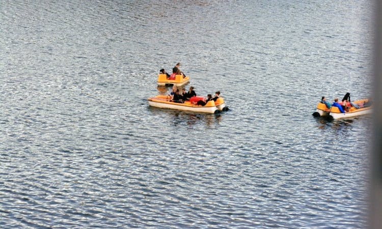 Pedal Boat Rental in København