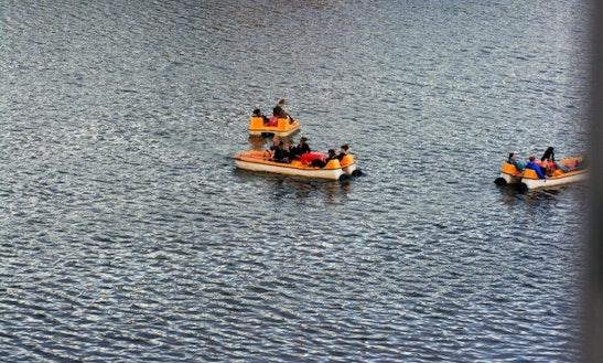 Paddleboard Boat Rental In København