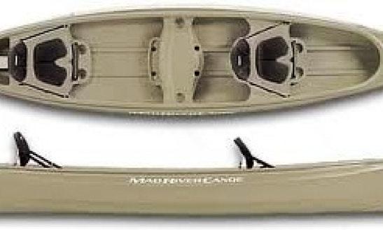 Canoe Boat Rental In Salem South Carolina